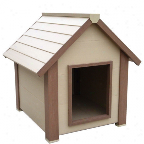 New Age Pet Ecocondepts Hi-r Super Insulated Canine Cottage