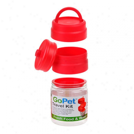 New Age Pet Gopet Travelor Kit