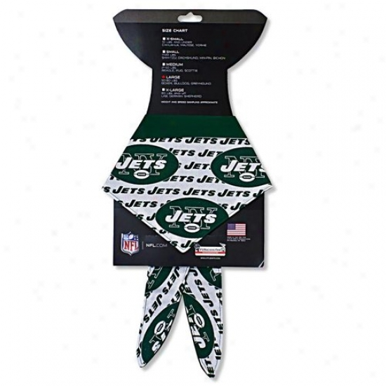 New York Jets Fondle Bandana S