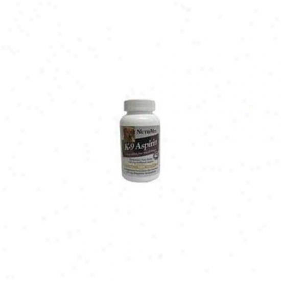 Nutri-vet 061607 120 Mg K - 9 Aspirin Chewables For Small Dogs