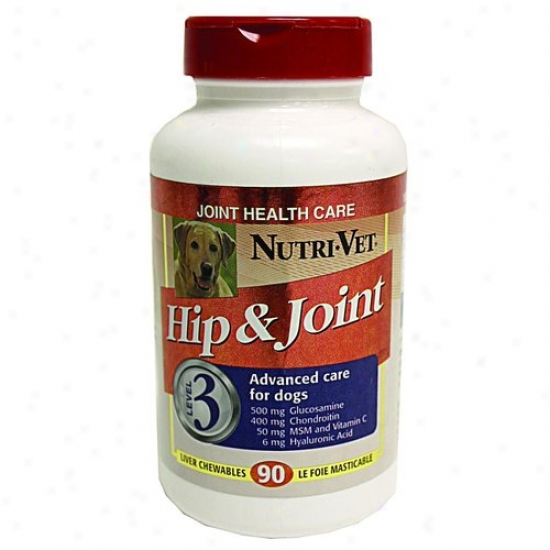Nutri-vet 24476-0 Hip And Jount Vet Strength