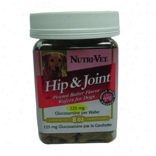 Nutri-vet 51194-7 Hip And Joint Biscuit