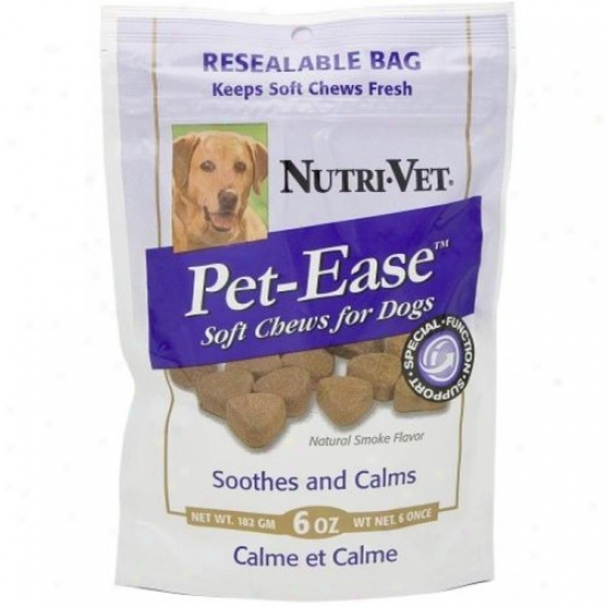 Nutri-vrt 90974-4 Pet Ease Soft Chew