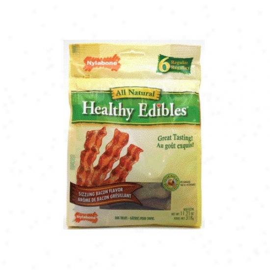 Nylabone Healthy Edibles Bacon Bone Dog Discourse on