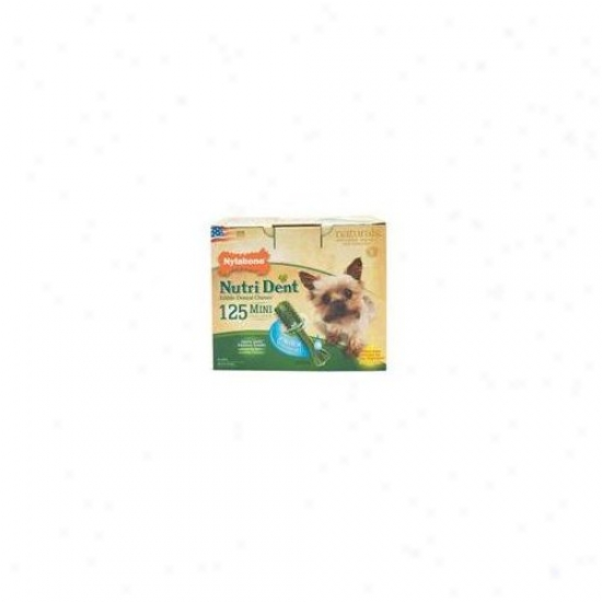Nylabone Nutri Dent Pantry Compress Extra Fresh Dog Treat