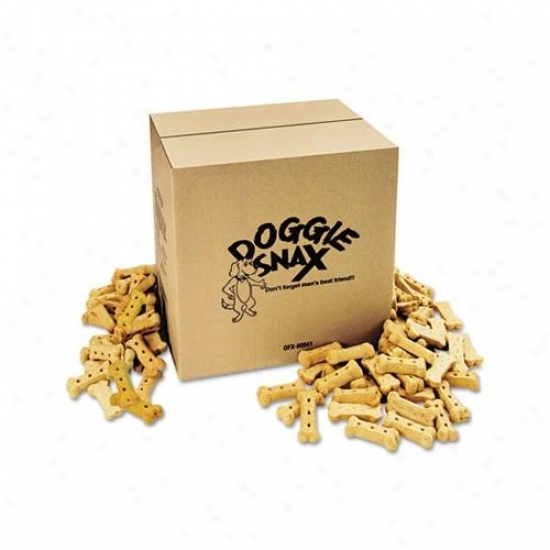 Office Snax Doggie Biscuits Ofx00041
