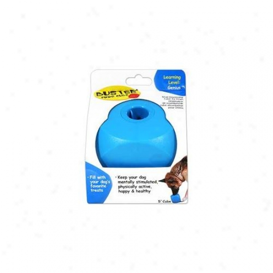 Our Pets Dt10492 Buster Food Cube 5 Inch