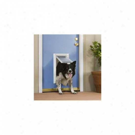 Patio Pacific 03pp08 2 Endura Flap Pet Door For Doors Number 08 - Doouble Flap