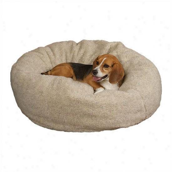 Paus Berber Ball Dog Bed