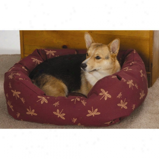 Paus Towne Four-sided figure  Dog Bed In Twill