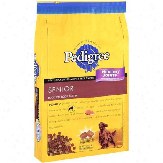 Pedigree: Senior Dog Food, 15.9 Lb
