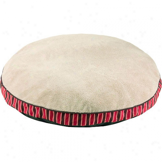 "Pet Bed 40"" Round Gusseted"