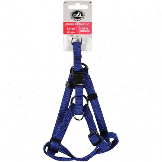 Pet Champion Adjustable Small Step-in Harness