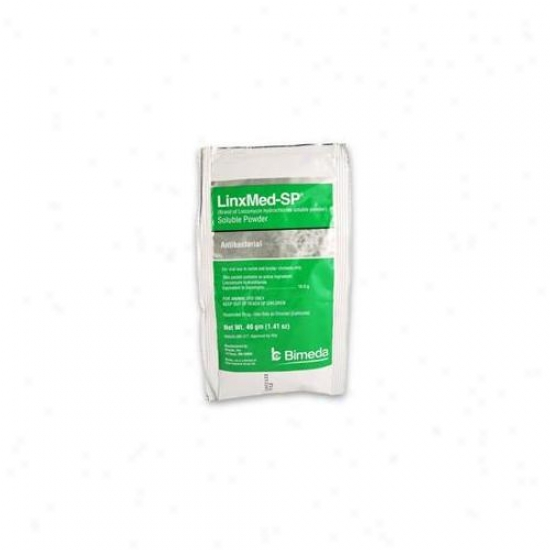 Pet Fulfillment 001upjln-40 Linxmed-sp Soluble Powder, 40 Gm