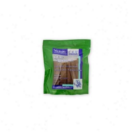 Pet Fulfillment 018vr-cet90033 Cet Veggiedent Chews