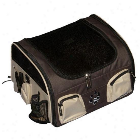 Pet Gear Booster 3-in-1 Pet Carrier / Car Seat In Sahara