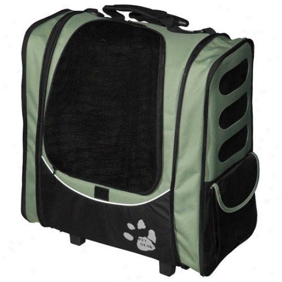 Pet Gear I-go2 Escort Pet Carrier In Sage