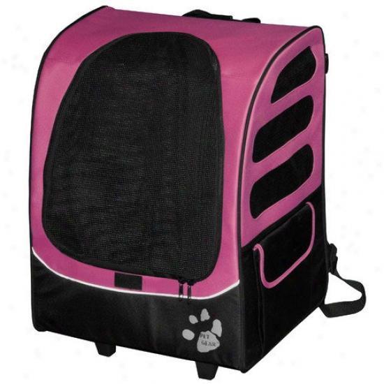 Pet Gear I-go2 Pet Czrrier Plus In Pink