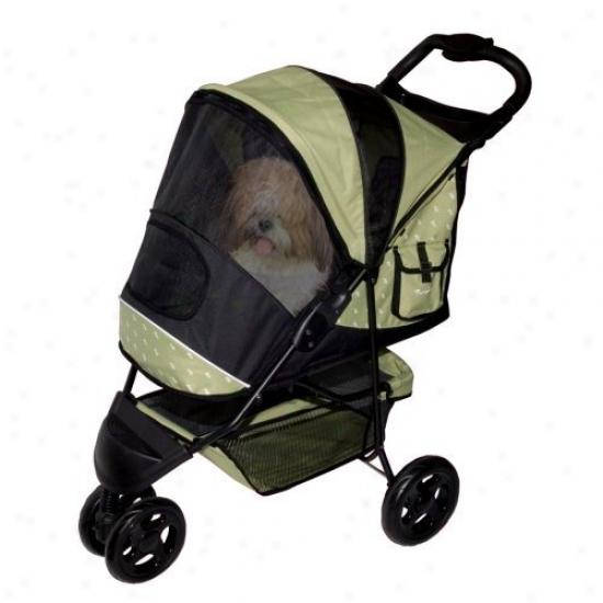 Pet Gear Special Impression Stroller-full Size--sage