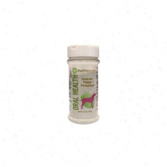 Pet Naturals Of Vermont 0135350 Oral Health For Dogs - 5 Oz