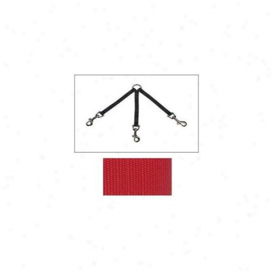 Pet Pals Tp815 12 83 Guardian Gear 3-way Coupler 12 In Red