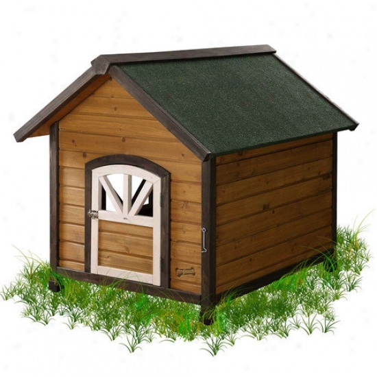 Pet Squewk Doggy Den Dog House