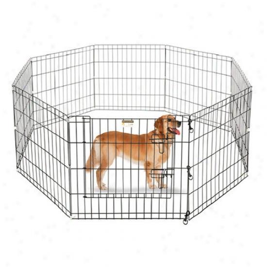 Pet Trex 24'' Exercise Playpen For Dogs