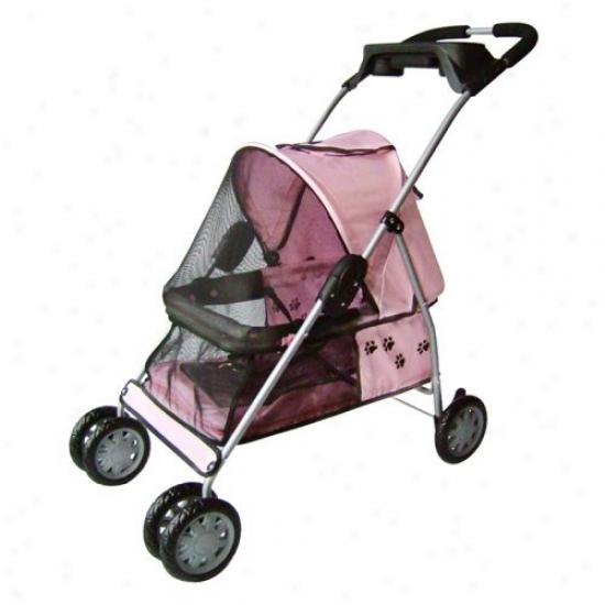Pet Zip For Pet - Urban Vogue Pet Stroller