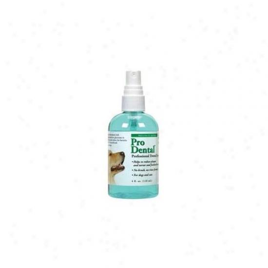 Petedge Tp1207 04 Top Performance Prodental Dental Spray 4oz