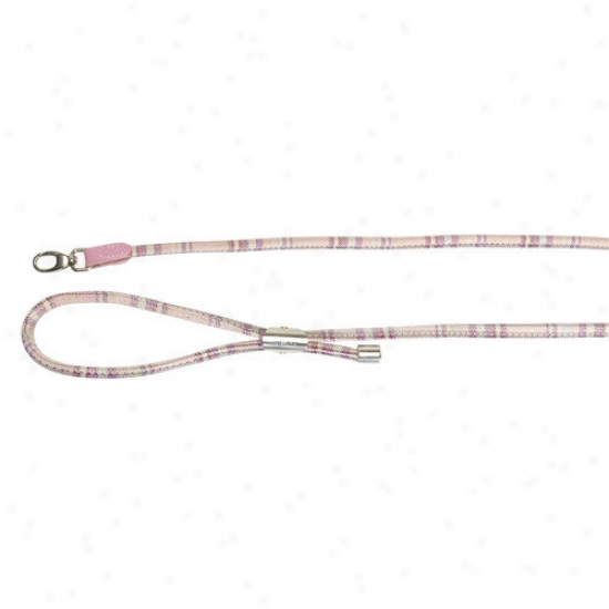 Petego Cheri Tartan Leash