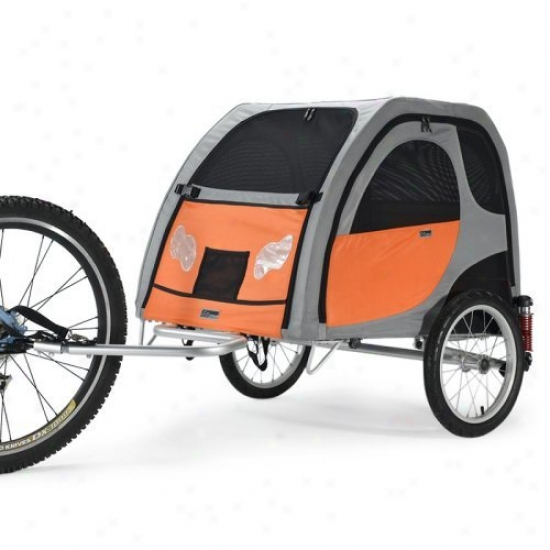 Petego Egr Comfort Wagon Dog Bike Trialer- Large