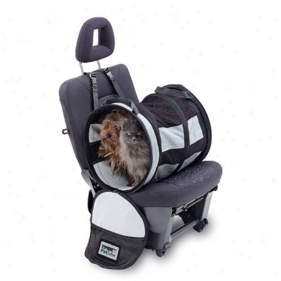 Petego Motor Trend Pet Tube Pet Carrier