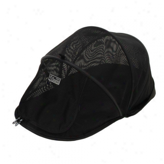 Petego Pet Dome Mourning Label Carrier