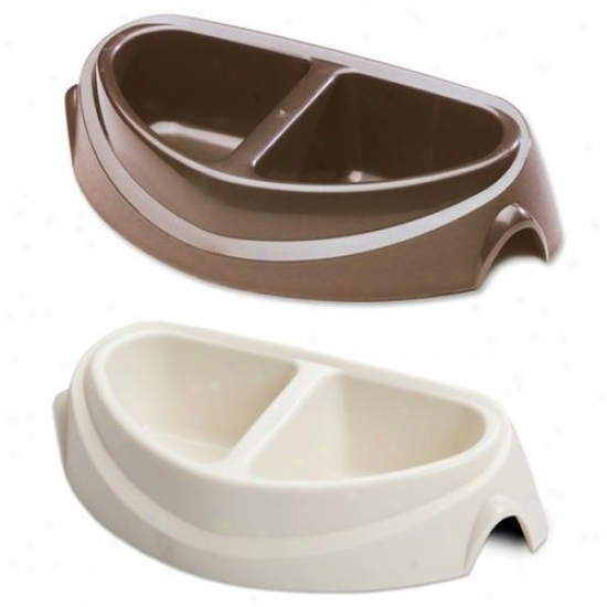 Petmate 23180 Small Microban Pet Dish