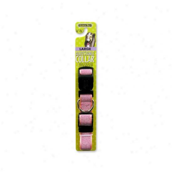 Petmate Adjustable Dog Collar