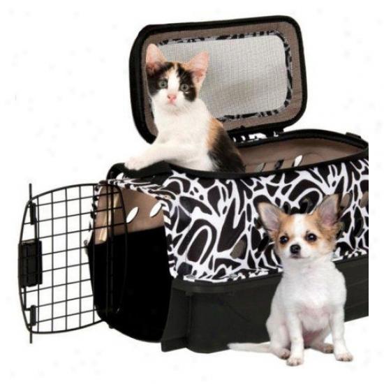 Petmaet Curvations Top Load Hybrid Pet Kennel