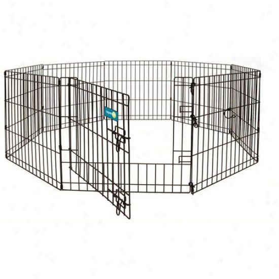 Petmate Dog Exercise Pen With Door