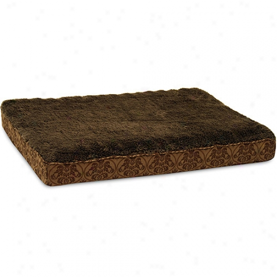 Petmate Orthopedic Dog Bed With Piping
