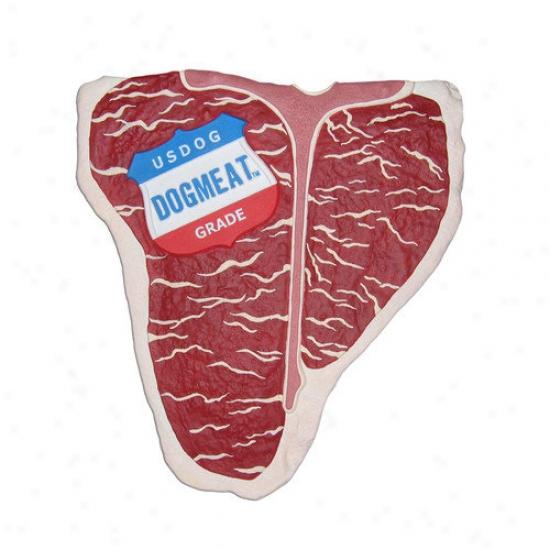Petproojekt T-bone Steak Dog Chew Toy