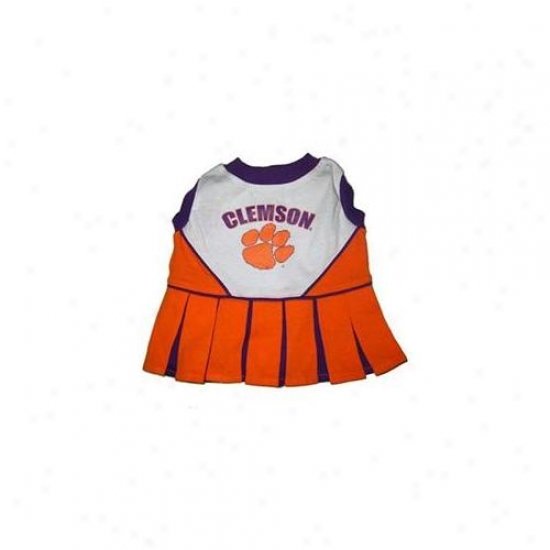 Pets First Ctclo-m Clemson Tigers Cheer Leading Md
