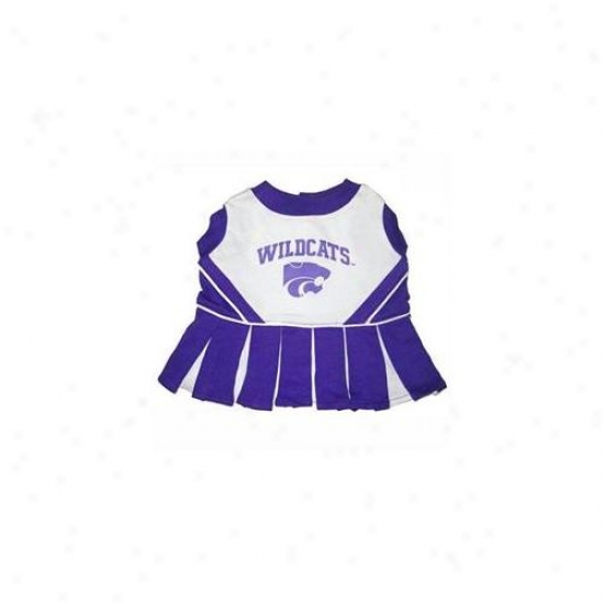 Pets First Ksco-m Kansas State Wildcats Cheer Leading Md