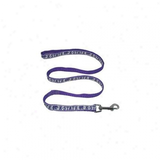 Pets First Ksl-l Kansas State Wildcats Leash Extensive