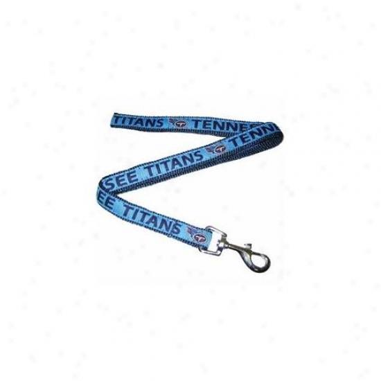 Pets First Ttl-l Tennessee Titans Nfl Dog Tie - Large