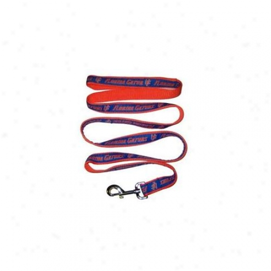 Pets First Ufl-l Florida Gators Leash Large