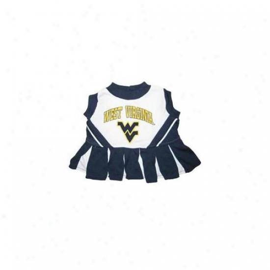 Pets First Wvclo-m West Virginia University Cheer Leading Md