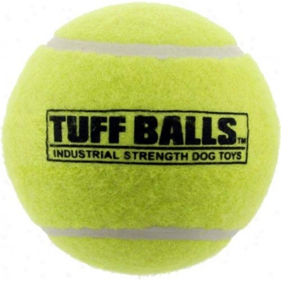 Petsport Usa Inc 70100 4in Tuff Balls? Fondling Tennis Ball
