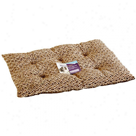 Poochpalnet: Warm'nfuzzy Functional Plush Crate Mat, 1 Ea