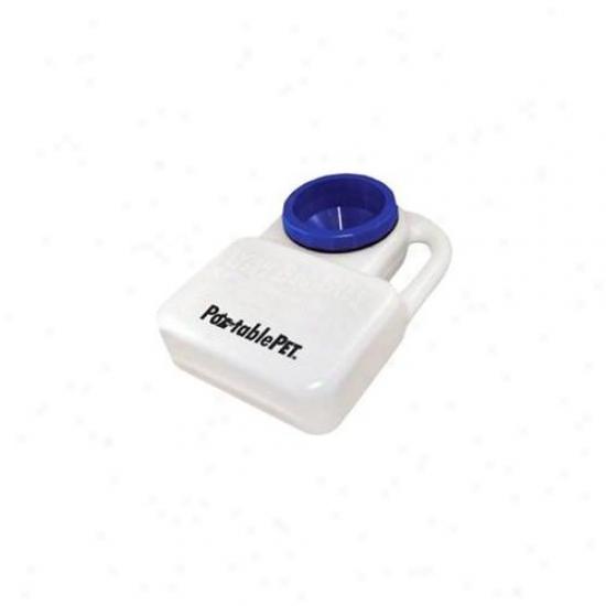 Portablepet 3059 Portablepet Waterboy Pet Water Bowl