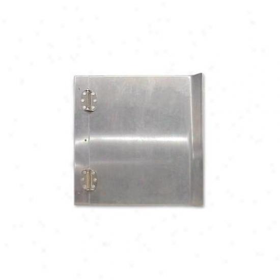 Prairie Vw 010pvi-12x18 Kennel Door  Aluminum