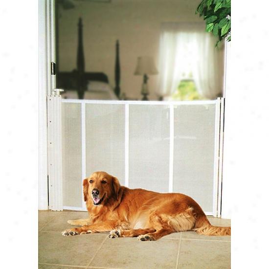 Precision Pet Partition Pet Partition Retractabel Pet Barrier